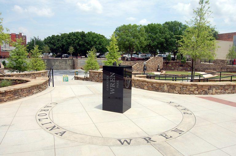 Wren Park, Anderson, South Carolina