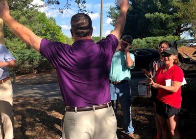 winners of golf tournamnet home builders of anderson 6