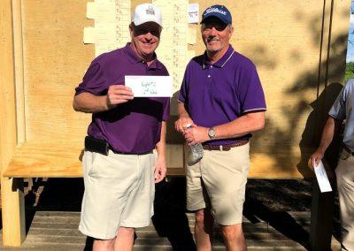 winners of golf tournamnet home builders of anderson