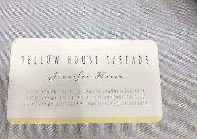 Yellow House Threads